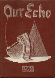 1954 Edition, Fox High School - Our Echo Yearbook (Fox, OK)