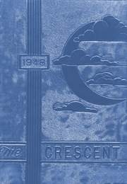 1948 Edition, Crescent High School - Memoralia Yearbook (Crescent, OK)