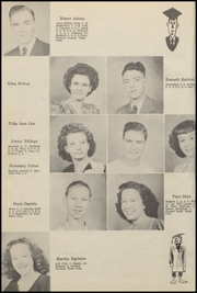 Page 16, 1948 Edition, Crescent High School - Memoralia Yearbook (Crescent, OK) online yearbook collection