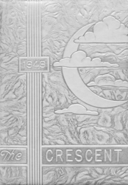 1949 Edition, Crescent High School - Memoralia Yearbook (Crescent, OK)
