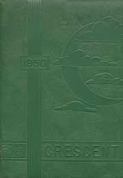 1950 Edition, Crescent High School - Memoralia Yearbook (Crescent, OK)