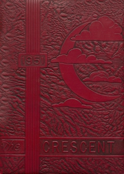 1951 Edition, Crescent High School - Memoralia Yearbook (Crescent, OK)