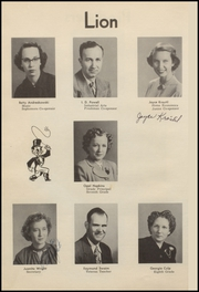Page 12, 1951 Edition, Crescent High School - Memoralia Yearbook (Crescent, OK) online yearbook collection