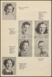 Page 16, 1951 Edition, Crescent High School - Memoralia Yearbook (Crescent, OK) online yearbook collection