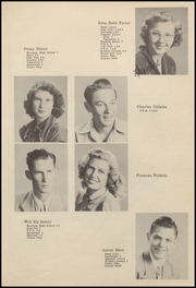 Page 17, 1951 Edition, Crescent High School - Memoralia Yearbook (Crescent, OK) online yearbook collection
