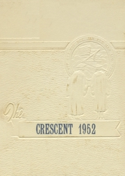 1952 Edition, Crescent High School - Memoralia Yearbook (Crescent, OK)