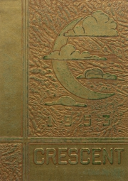 1953 Edition, Crescent High School - Memoralia Yearbook (Crescent, OK)