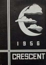 1956 Edition, Crescent High School - Memoralia Yearbook (Crescent, OK)