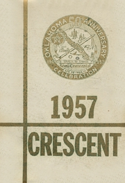 1957 Edition, Crescent High School - Memoralia Yearbook (Crescent, OK)