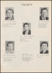 Page 11, 1958 Edition, Crescent High School - Memoralia Yearbook (Crescent, OK) online yearbook collection