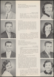 Page 17, 1958 Edition, Crescent High School - Memoralia Yearbook (Crescent, OK) online yearbook collection