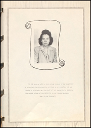 Page 7, 1949 Edition, Stratford High School - Bulldog Yearbook (Stratford, OK) online yearbook collection