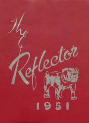 Stratford High School - Bulldog Yearbook (Stratford, OK) online yearbook collection, 1951 Edition, Page 1