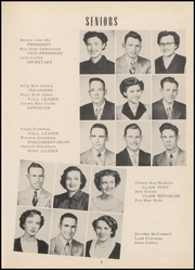 Page 15, 1951 Edition, Stratford High School - Bulldog Yearbook (Stratford, OK) online yearbook collection