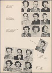 Page 17, 1951 Edition, Stratford High School - Bulldog Yearbook (Stratford, OK) online yearbook collection