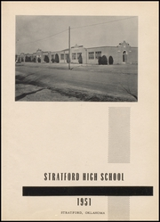 Page 7, 1951 Edition, Stratford High School - Bulldog Yearbook (Stratford, OK) online yearbook collection