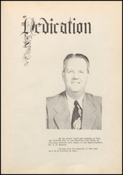 Page 9, 1952 Edition, Stratford High School - Bulldog Yearbook (Stratford, OK) online yearbook collection