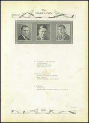 Page 17, 1929 Edition, Maud High School - Tigers Den Yearbook (Maud, OK) online yearbook collection