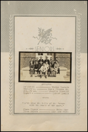 Page 15, 1936 Edition, Afton High School - Eagle Pride Yearbook (Afton, OK) online yearbook collection
