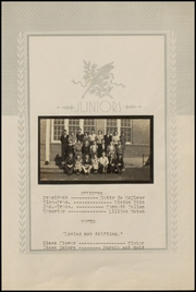 Page 21, 1936 Edition, Afton High School - Eagle Pride Yearbook (Afton, OK) online yearbook collection