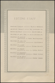 Page 7, 1936 Edition, Afton High School - Eagle Pride Yearbook (Afton, OK) online yearbook collection