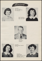 Page 13, 1951 Edition, Afton High School - Eagle Pride Yearbook (Afton, OK) online yearbook collection
