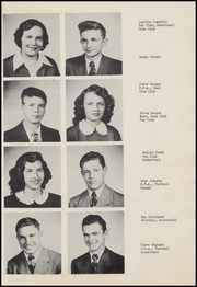 Page 15, 1951 Edition, Afton High School - Eagle Pride Yearbook (Afton, OK) online yearbook collection