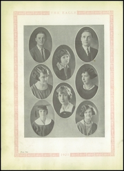 Page 12, 1925 Edition, Wetumka High School - Eagle Yearbook (Wetumka, OK) online yearbook collection