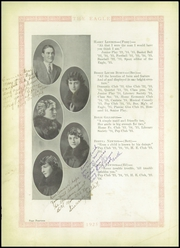 Page 16, 1925 Edition, Wetumka High School - Eagle Yearbook (Wetumka, OK) online yearbook collection