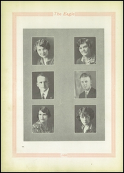 Page 12, 1926 Edition, Wetumka High School - Eagle Yearbook (Wetumka, OK) online yearbook collection