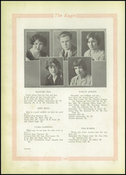 Page 16, 1926 Edition, Wetumka High School - Eagle Yearbook (Wetumka, OK) online yearbook collection
