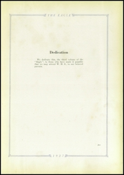 Page 9, 1927 Edition, Wetumka High School - Eagle Yearbook (Wetumka, OK) online yearbook collection