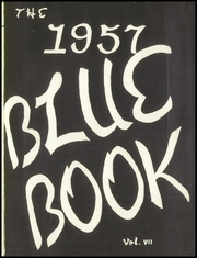 Page 5, 1957 Edition, Hooker High School - Bluebook Yearbook (Hooker, OK) online yearbook collection