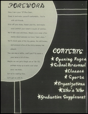 Page 6, 1957 Edition, Hooker High School - Bluebook Yearbook (Hooker, OK) online yearbook collection