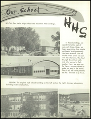 Page 8, 1957 Edition, Hooker High School - Bluebook Yearbook (Hooker, OK) online yearbook collection