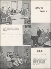 Page 10, 1958 Edition, Hooker High School - Bluebook Yearbook (Hooker, OK) online yearbook collection