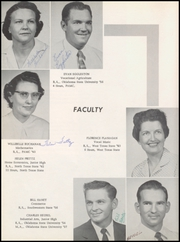 Page 12, 1958 Edition, Hooker High School - Bluebook Yearbook (Hooker, OK) online yearbook collection