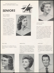 Page 16, 1958 Edition, Hooker High School - Bluebook Yearbook (Hooker, OK) online yearbook collection