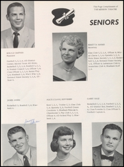 Page 17, 1958 Edition, Hooker High School - Bluebook Yearbook (Hooker, OK) online yearbook collection