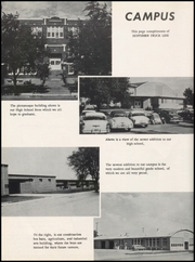 Page 8, 1958 Edition, Hooker High School - Bluebook Yearbook (Hooker, OK) online yearbook collection