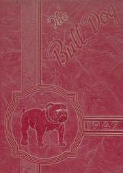 1947 Edition, Clayton High School - Bulldog Yearbook (Clayton, OK)