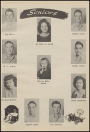 Page 13, 1948 Edition, Clayton High School - Bulldog Yearbook (Clayton, OK) online yearbook collection