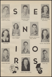 Page 15, 1948 Edition, Clayton High School - Bulldog Yearbook (Clayton, OK) online yearbook collection