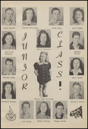 Page 17, 1948 Edition, Clayton High School - Bulldog Yearbook (Clayton, OK) online yearbook collection