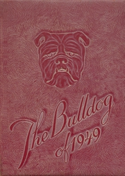 1949 Edition, Clayton High School - Bulldog Yearbook (Clayton, OK)