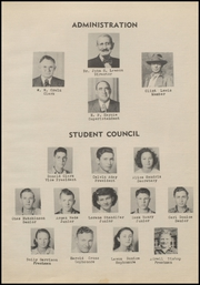 Page 9, 1949 Edition, Clayton High School - Bulldog Yearbook (Clayton, OK) online yearbook collection