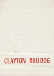 1950 Edition, Clayton High School - Bulldog Yearbook (Clayton, OK)