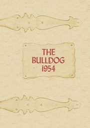 1954 Edition, Clayton High School - Bulldog Yearbook (Clayton, OK)