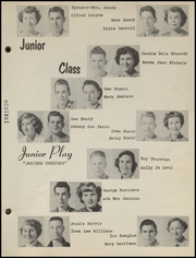 Page 17, 1954 Edition, Clayton High School - Bulldog Yearbook (Clayton, OK) online yearbook collection