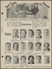 Page 7, 1954 Edition, Clayton High School - Bulldog Yearbook (Clayton, OK) online yearbook collection